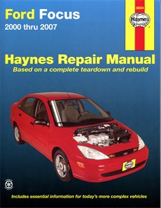 Haynes Reparationshandbok, Ford Focus, Universal