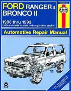 Haynes Reparationshandbok, Ford Ranger & Bronco II, Universal