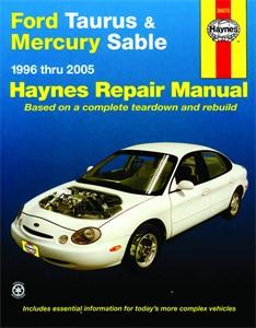 Haynes Reparationshandbok, Ford Taurus & Mercury Sable, Universal