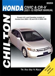 Haynes Reparationshandbok, Honda Civic & CR-V, Universal