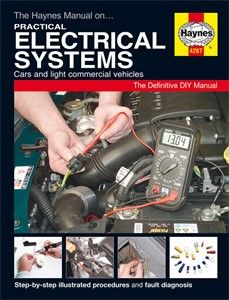 Haynes Manual, Practical Electrical Systems, Universal