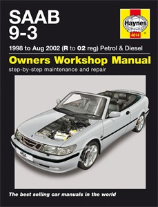 Haynes Reparationshandbok, Saab 9-3 Petrol & Diesel, Universal
