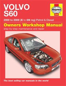 Haynes Reparationshandbok, Volvo S60 Petrol & Diesel, Universal