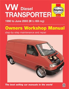 Haynes service and repair manual, English, Universal