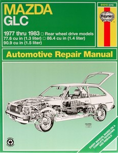 Haynes Reparationshandbok, Mazda GLC (RWD), Universal