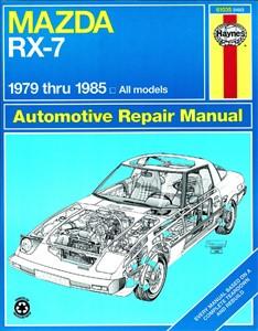Haynes Reparationshandbok, Mazda RX7 Rotary, Universal