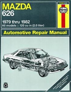 Haynes Reparationshandbok, Mazda 626 (RWD), Universal