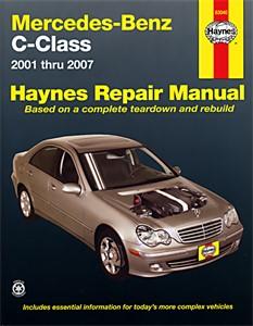 Haynes Reparationshandbok, Mercedes-Benz C-Class, Universal