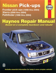 Haynes Reparationshandbok, Nissan Frontier, Pathfinder, Universal