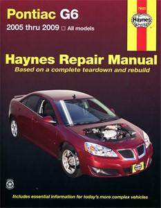 Haynes Reparationshandbok, Pontiac G6, Universal