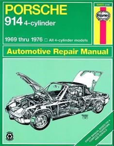 Haynes Reparationshandbok, Porsche 914, Universal