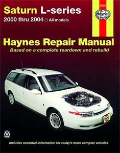Haynes Reparationshandbok, Saturn L-Series, Universal