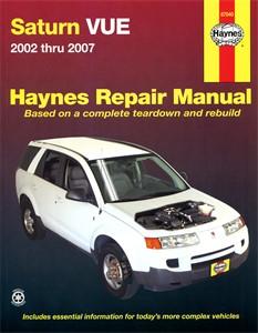 Haynes Reparationshandbok, Saturn VUE, Universal