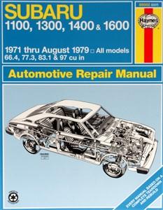 Haynes Reparationshandbok, Subaru 1100, 1300, 1400, & 1600, Universal