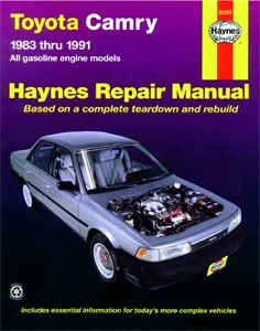Haynes Reparationshandbok, Toyota Camry, Universal
