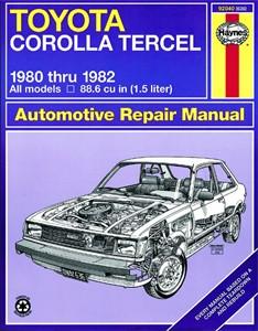 Haynes Reparationshandbok, Toyota Corolla Tercel, Universal