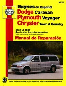 Haynes Reparationshandbok, Dodge Caravan, Plymouth Voyager, Universal