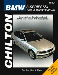 Haynes Reparationshandbok, BMW 3 Series & Z4, Universal