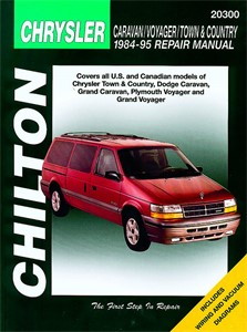 Dodge Caravan/Voyager/Town & Country 1984 - 95, Universal