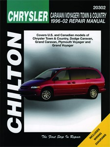 Dodge Caravan/Voyager/Town & Country 1996 - 02, Universal