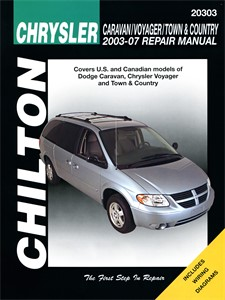 Dodge Caravan/Voyager/Town & Country 2003 - 06, Universal