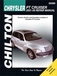 Haynes Reparationshandbok, Chrysler PT Cruiser, Universal
