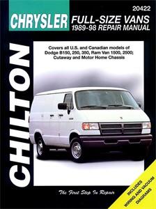 Dodge & Plymouth Vans 1989 - 2000, Universal