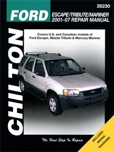 Haynes Reparationshandbok, Ford Escape/Tribute, Universal