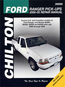 Haynes Reparationshandbok, Ford Ranger Pick-ups, Universal