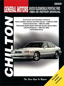GM: Buick/Oldsmobile/Pontiac FWD 1985 - 05, Universal