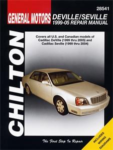 Haynes Reparationshandbok, Cadillac Deville/Seville/DTS, Universal