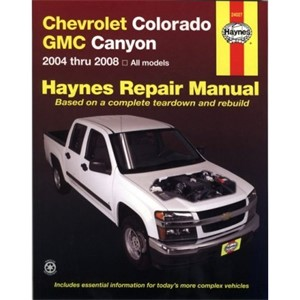 Recent Update Chevrolet Colorado & GMCCanyon 2004 ? 08, Universal