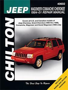 Haynes Reparationshandbok, Jeep Wagoneer/Comanche/Cherokee, Universal