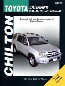 Toyota 4Runner 2003 - 11, Universal