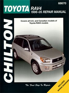 Haynes Reparationshandbok, Toyota RAV4, Universal