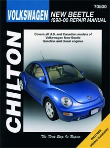 Haynes Reparationshandbok, VW New Beetle, Universal