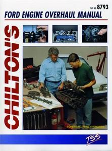 Haynes Reparationshandbok, Ford V8 Engine Overhaul Manual, Universal