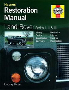 Haynes Reparationshandbok, Land Rover Series I, II & III, Universal