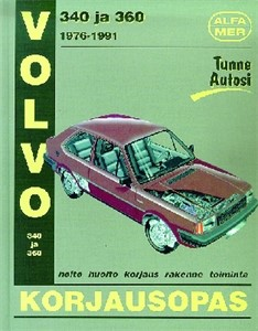 Haynes Reparationshandbok, Volvo 340, 360, Universal