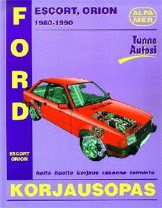 Haynes Reparationshandbok, Ford Escort/Orion, Universal