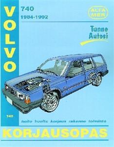 Haynes Reparationshandbok, Volvo 740, Universal