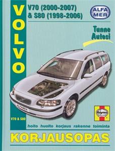 Haynes Reparationshandbok, Volvo V70 & S80, Universal