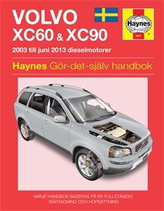 Haynes Reparationshandbok, Volvo XC60 & XC90, Universal