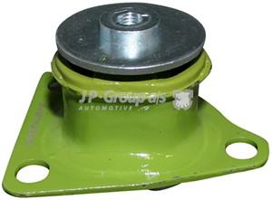 Mounting, manual transmission, Left rear