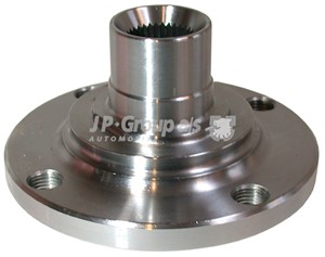 Wheel Hub, Front axle, Rear axle, Front, left or right