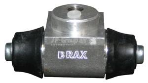 Hjul bremsesylinder, Bakaksel