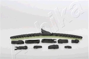 Reservdel:Opel Combo Torkarblad, Bak, Fram, Förarsida, Passagerarsida