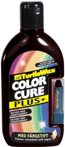 Color Cure Plus + lakkstift svart 500 ml, Universal