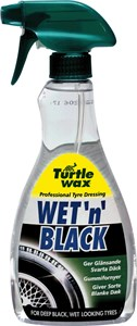 Wet´n Black Däckglans pumpspray 500 ml, Universal