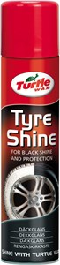 Bildel: Tyre Shine Däckglans spray 400 ml, Universal